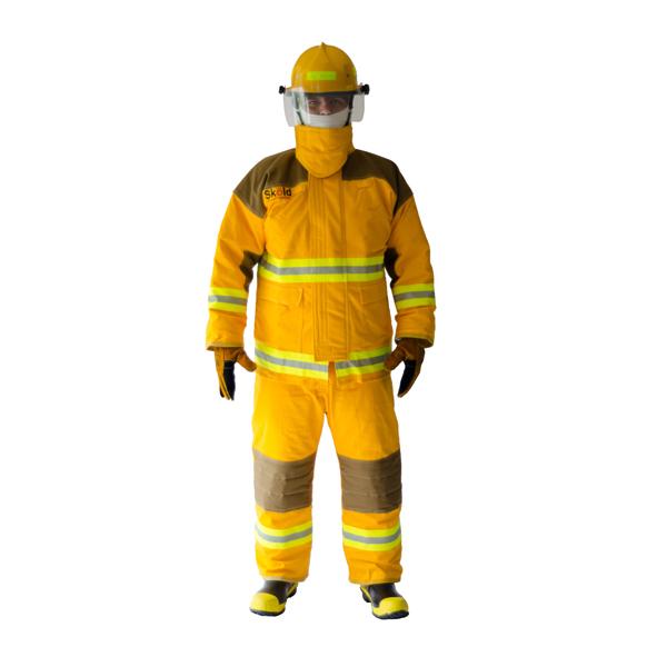 Traje de bombero Defender de Skold
