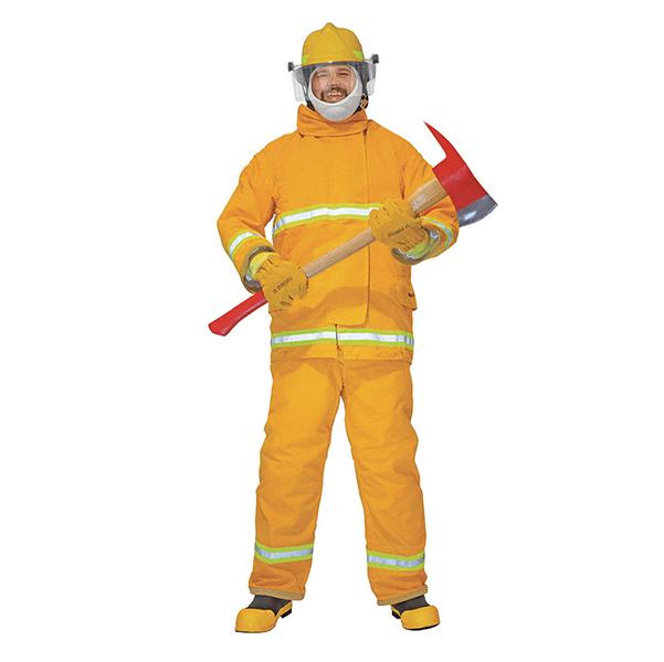 Kit traje de bombero