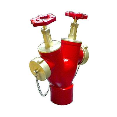 Hidrante tipo Y