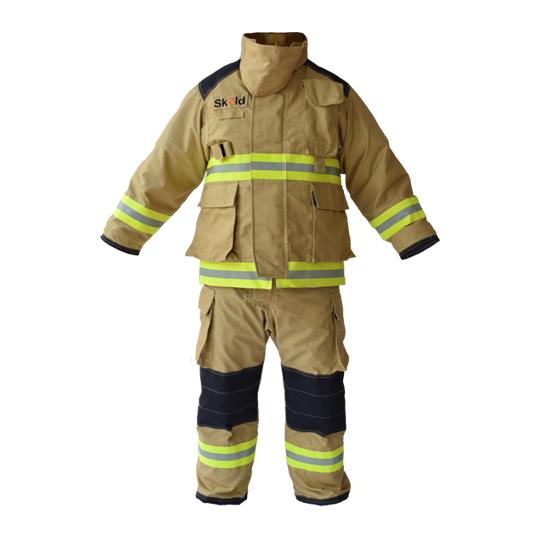 Traje de bombero Hero de Skold