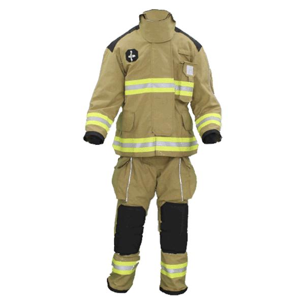 Traje de bombero Romak UL