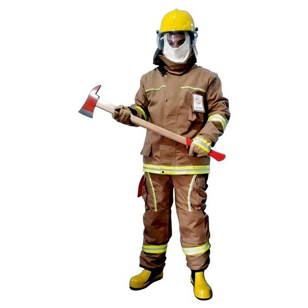 traje de bombero Valtin